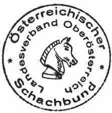 Österreichischer Schachbund Stempel