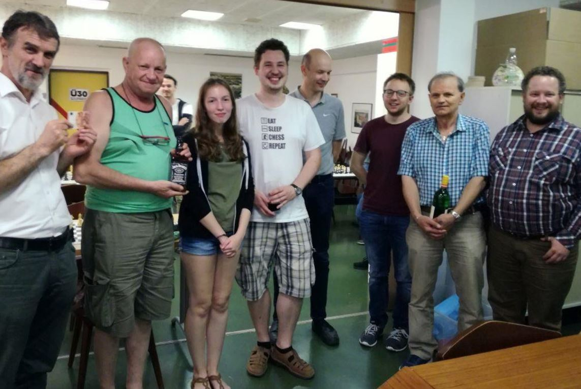 First Thursday - Rapid Chess Tournament - Schach Nettingsdorf