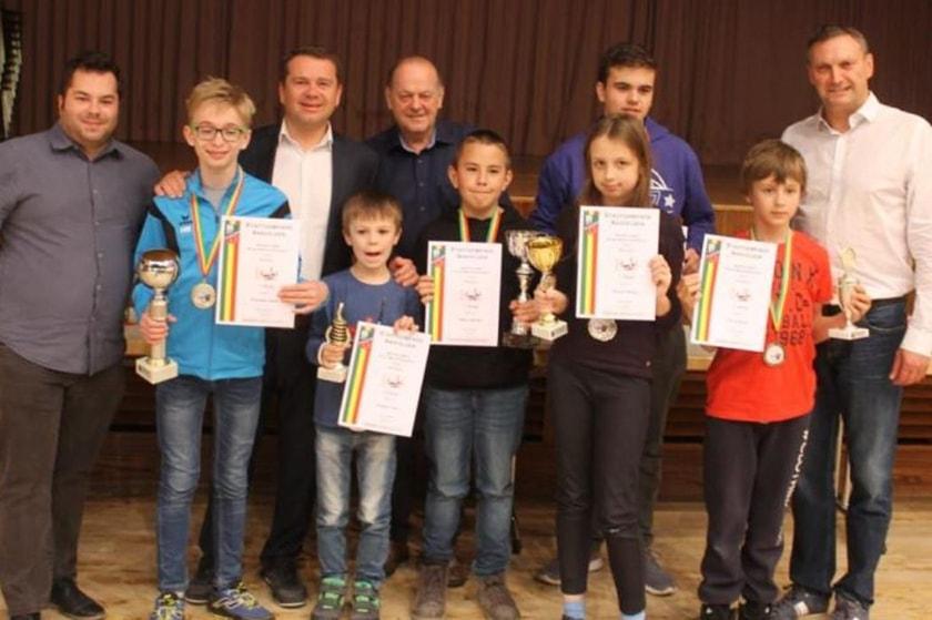 Offene Ansfeldner Schach-Stadtmeisterschaft 2019