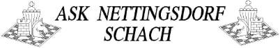 ASK Nettingsdorf Schach Logo