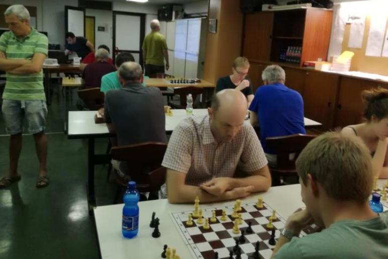 Schach Blitzturnier am Donnerstag